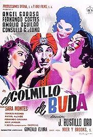 El Colmillo de Buda Poster