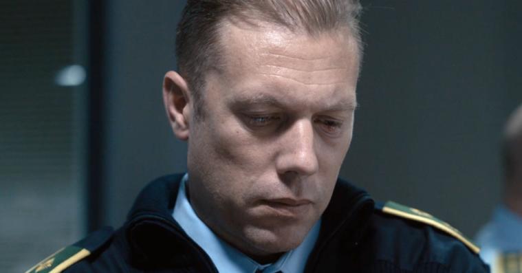 Jakob Cedergren som bjarne madsen