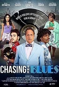 Jon Lovitz, Ronald L. Conner, Anna Maria Horsford, Grant Rosenmeyer, and Chelsea Tavares in Chasing the Blues (2017)