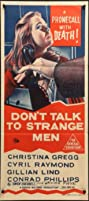 Don't Talk to Strange Men (1962) Poster
