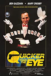 Quicker Than the Eye Poster