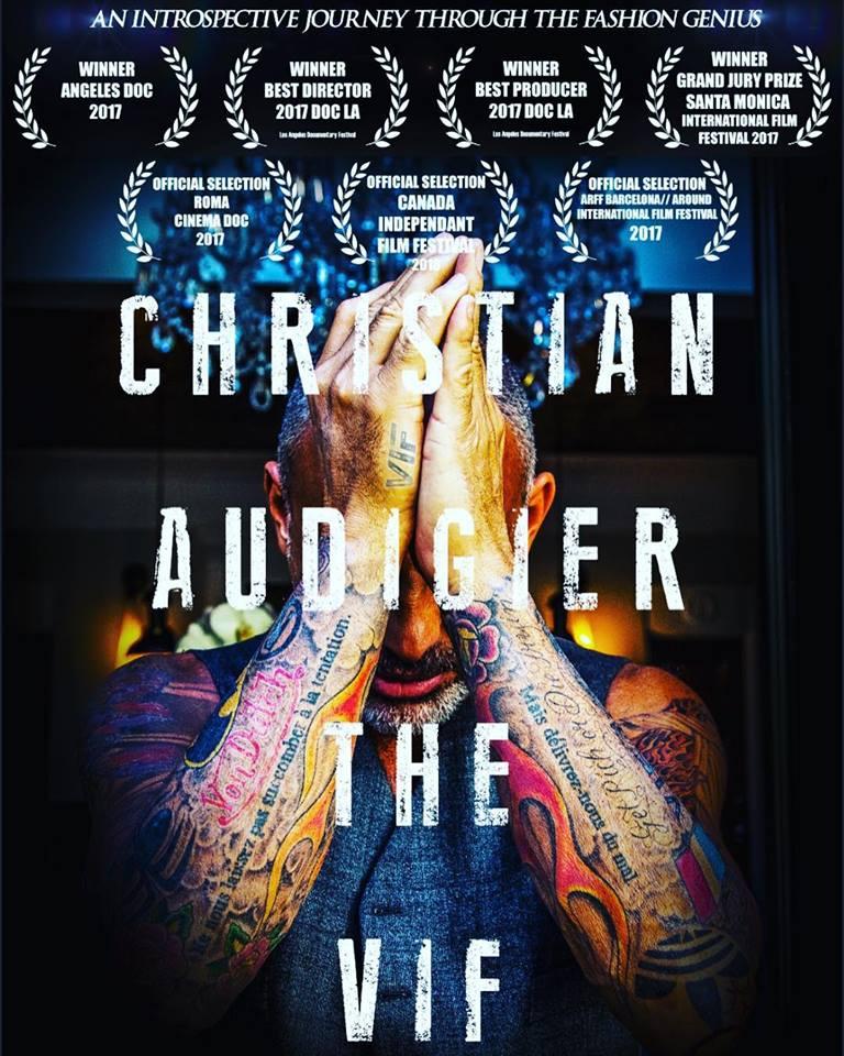 Christian Audigier the Vif 2017