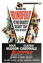 Blindfold (1966) Poster - Movie Forum, Cast, Reviews
