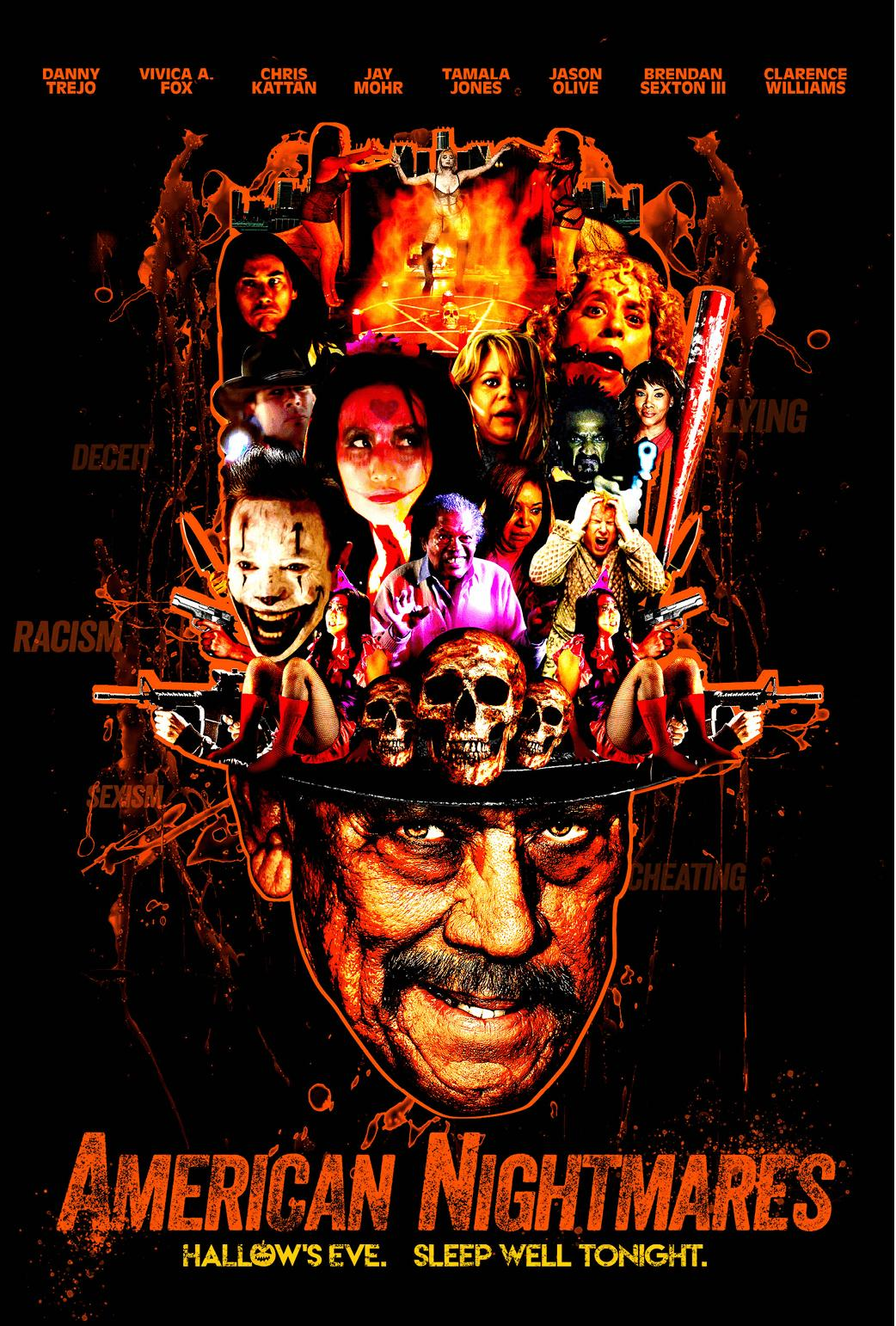 American Nightmares 2018 Imdb From the nightmare at 20000 feet segment. american nightmares 2018 imdb