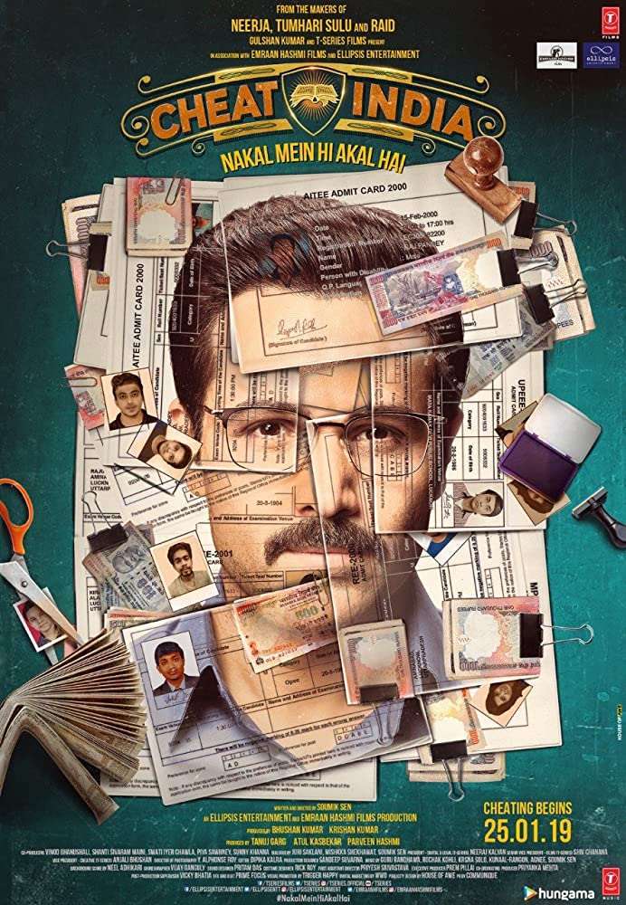 Why Cheat India (2019) Hindi PreDvDRip 400MB MKV