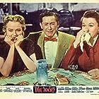 Tom Drake, Jane Nigh, and Ginny Simms in Disc Jockey (1951)
