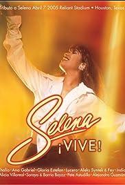Selena ¡vive! Poster