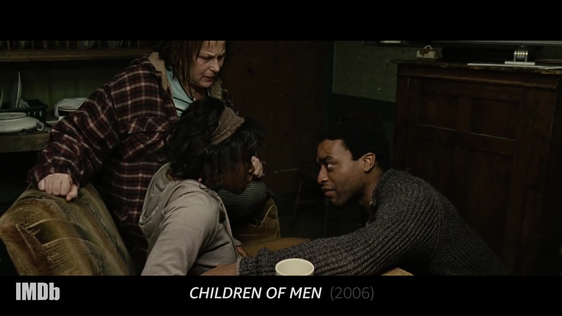 Chiwetel Ejiofor: Movie Moments