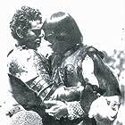 Gino Cervi and Andrea Checchi in Ettore Fieramosca (1938)