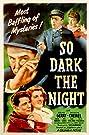 So Dark the Night (1946) Poster