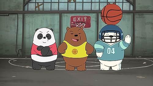 We Bare Bears: Baby Bears Can't Jump