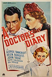 A Doctor's Diary Poster