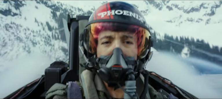 Monica Barbaro in Top Gun: Maverick (2021)