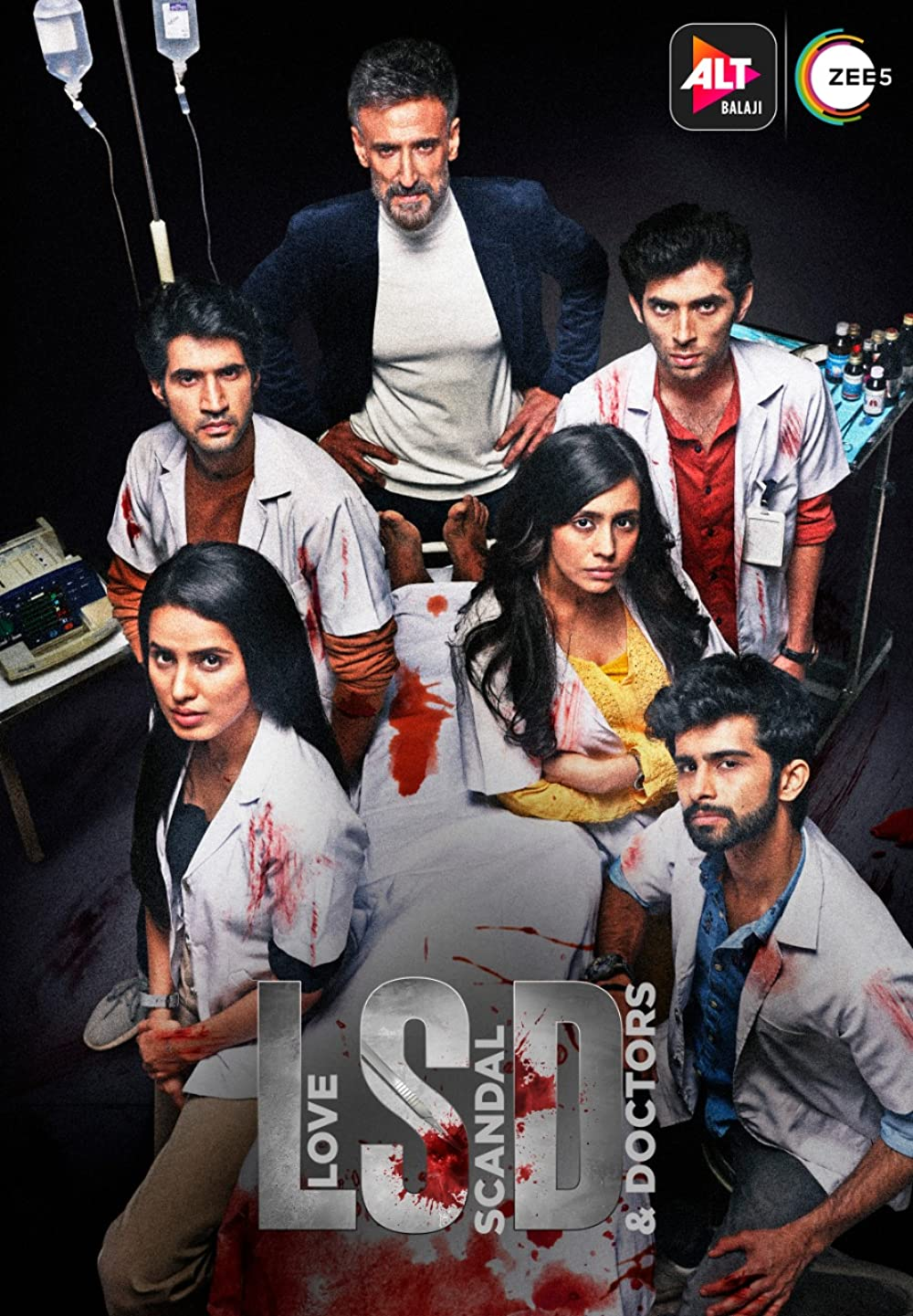 Love Scandal And Doctors S1 2021 Hindi ALTBalaji Original Complete Web Series 950MB HDRip Download