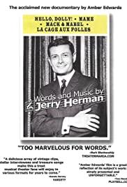 Words and Music by Jerry Herman Poster