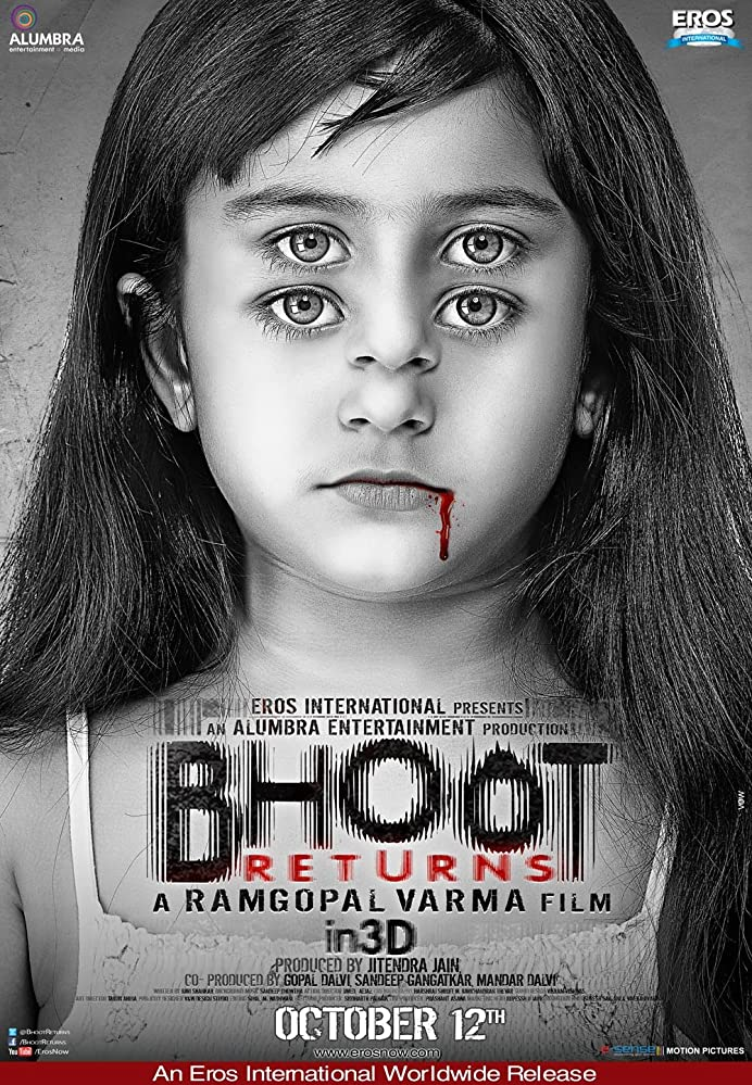 Bhoot Returns 2012 Hindi 720p HDRip 700MB Download
