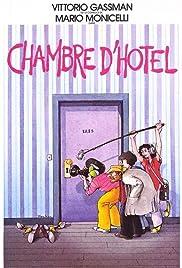 Camera d'albergo Poster