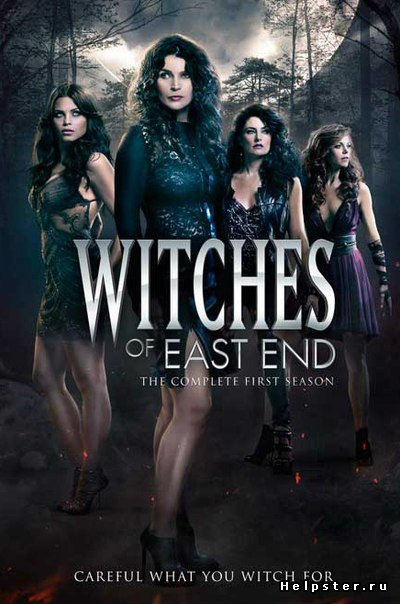 RAGANOS IŠ RYTŲ (2 sezonas) / WITCHES OF EAST END