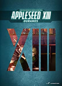 Full movie full hd download Appleseed XIII: Ouranos by Shinji Aramaki [2K]
