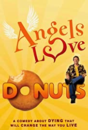 Angels Love Donuts Poster