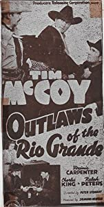 Outlaws of the Rio Grande USA