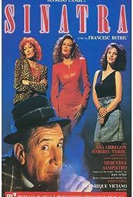 Alfredo Landa, Ana Obregón, Mercedes Sampietro, and Maribel Verdú in Sinatra (1988)