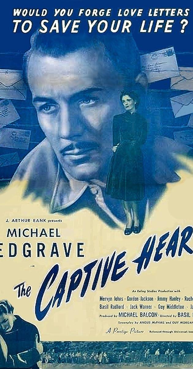 Subtitle of The Captive Heart