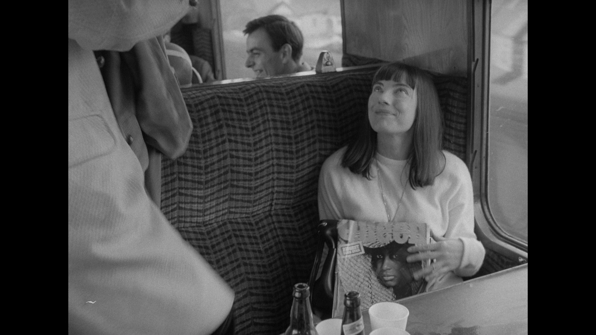 Patricia Healey in The White Bus (1967)