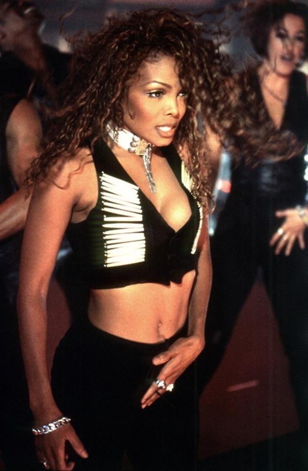 Janet Jackson: If (1993)