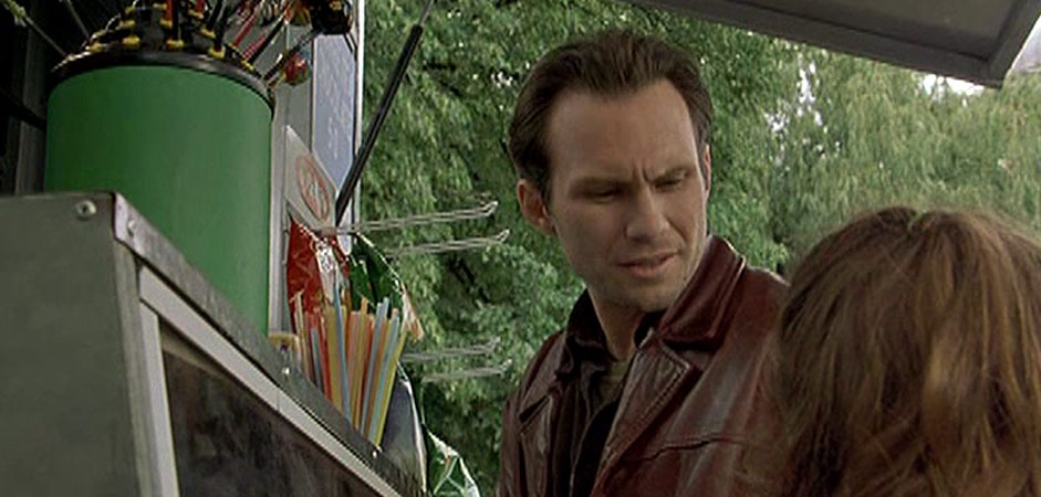 Christian Slater in Hard Cash (2002)
