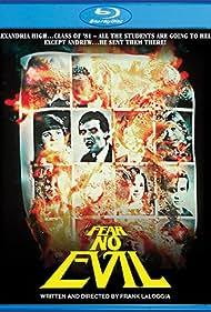 Pyro, Gators & the Devil - John Eggett on Fear No Evil (2019)