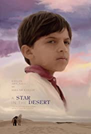 A Star in the Desert Poster