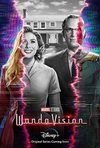"""""""WandaVision"""""""