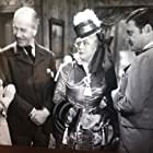 Irene Dunne, Mary Boland, Richard Dix, and Henry Stephenson in Stingaree (1934)
