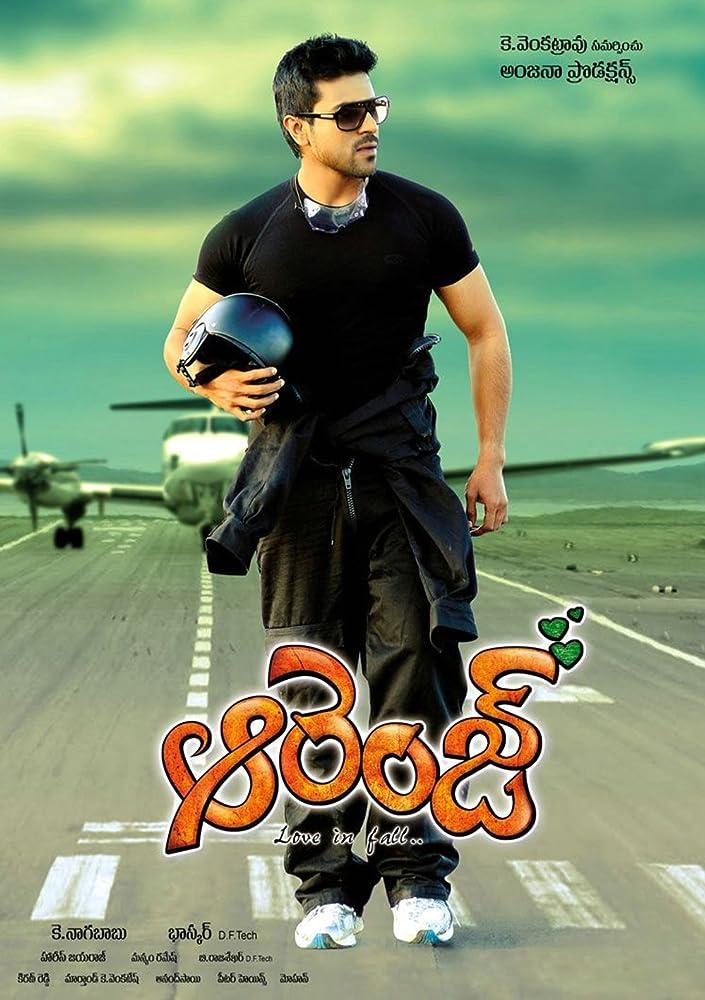 Orange 2010 Complete Blu-Ray Telugu AVC DTS-HDMA 5.1-BWT | 41 GB |