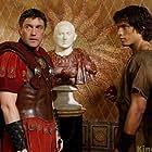 Vincent Regan and Santiago Cabrera in Empire (2005)