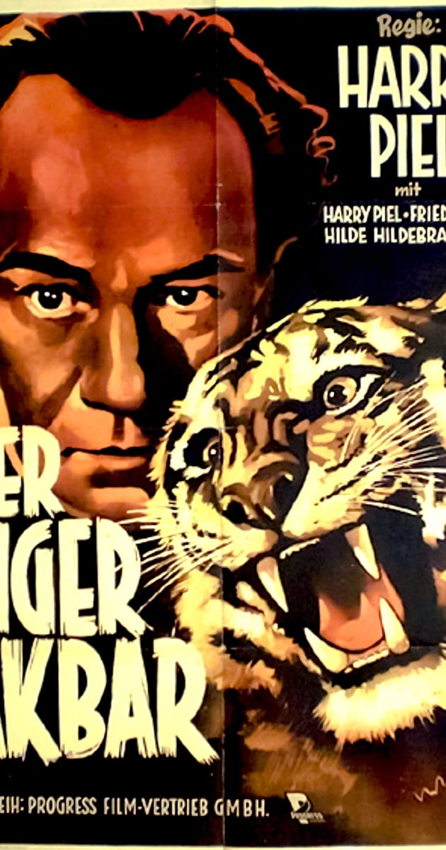 Der Tiger Akbar 1951 Imdb