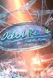 Idol Kids Puerto Rico Poster