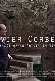 Xavier Corbero: Portrait of an Artist in Winter Poster