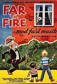Far til fire med fuld musik (1961)