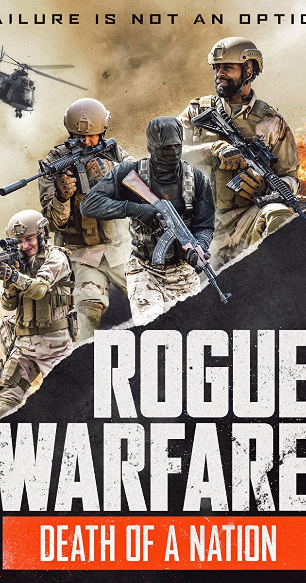 Subtitle of Rogue Warfare: Death of a Nation