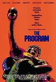 The Program(1993) Poster - Movie Forum, Cast, Reviews