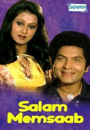 Yogeeta Bali Salaam Memsaab Movie