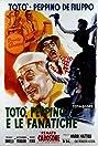Totò, Peppino e le fanatiche (1958) Poster