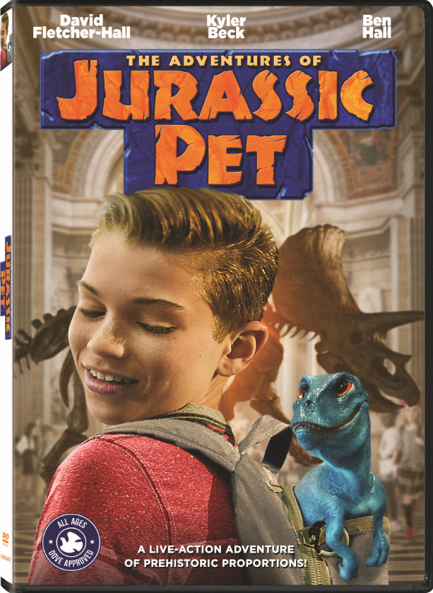 Jurassic Pet, l'odyssée d'Albert (2019) Streaming vf