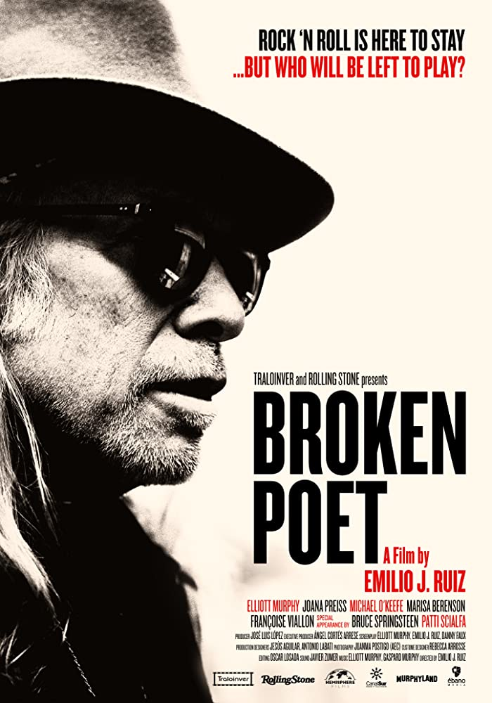 Broken Poet 2020 English 720p HDRip 800MB Download