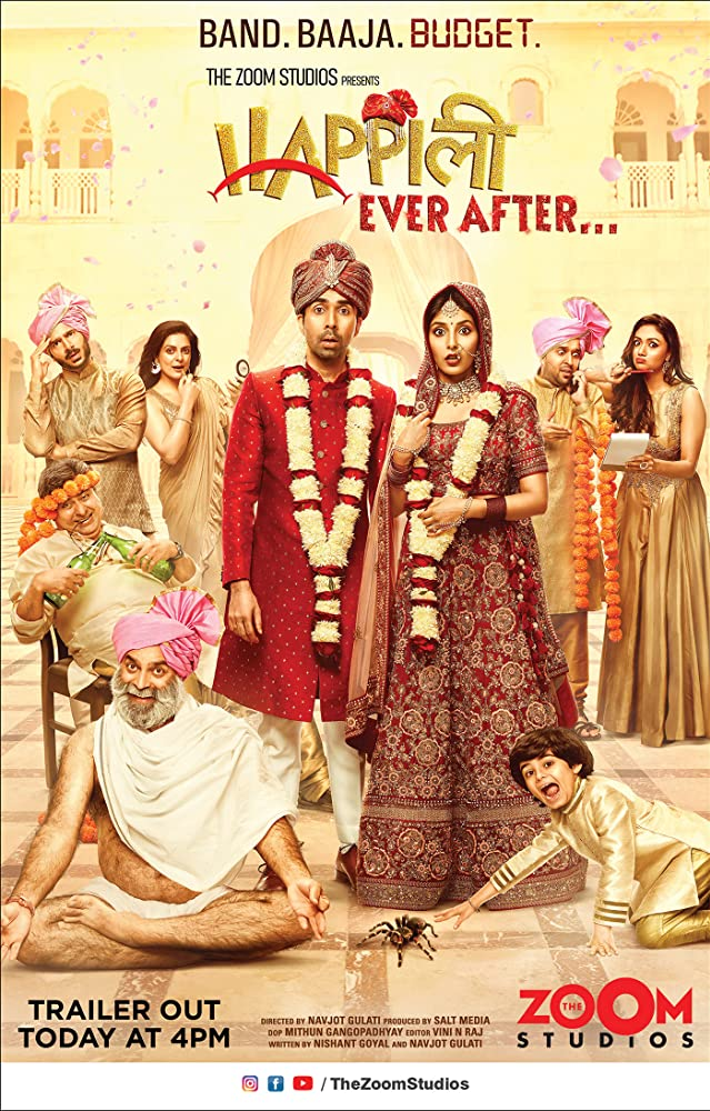 Happily Ever After 2020 S01 Hindi Complete Zoom Studios Originals Web Series 720p HEVC