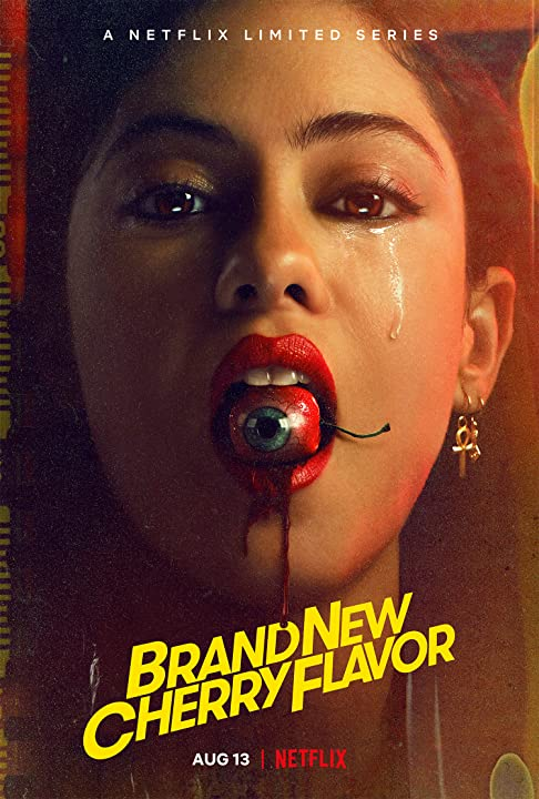 Brand New Cherry Flavor (2021) 720p HEVC HDRip S01 Complete NF Series [Dual Audio] [Hindi or English] x265 AAC MSubs [1GB]