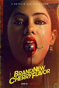 Rosa Salazar in Brand New Cherry Flavor (2021)