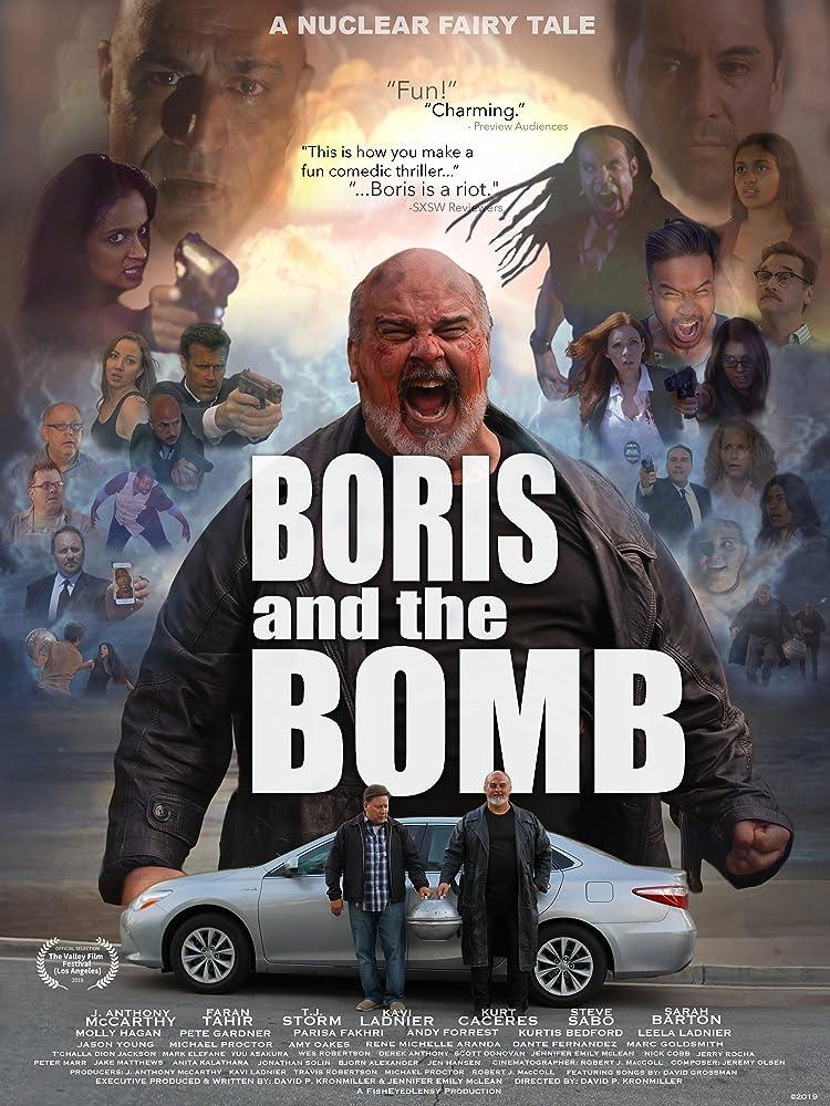 Boris and the Bomb (2019) Dual Audio Hindi 300MB HDRip 480p
